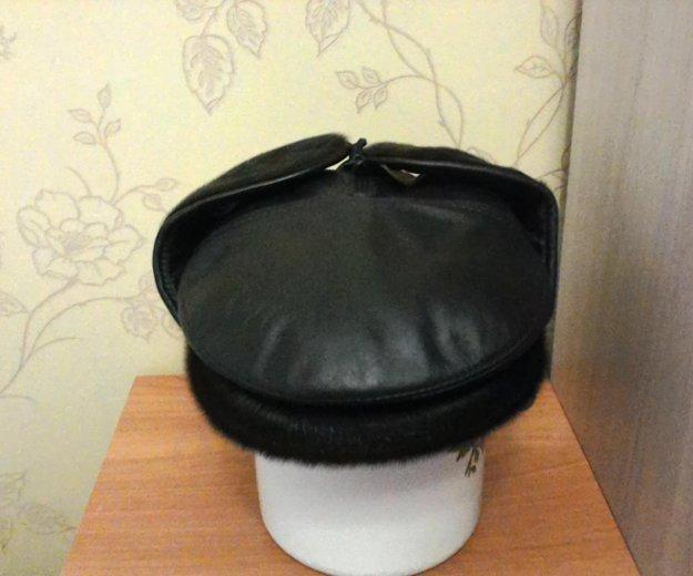Зимняя кепка 56-57 размера. Фото 2. Воткинск.