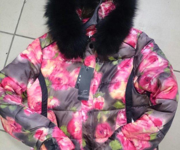 Куртка зима новая балонь. Фото 1. Магнитогорск.