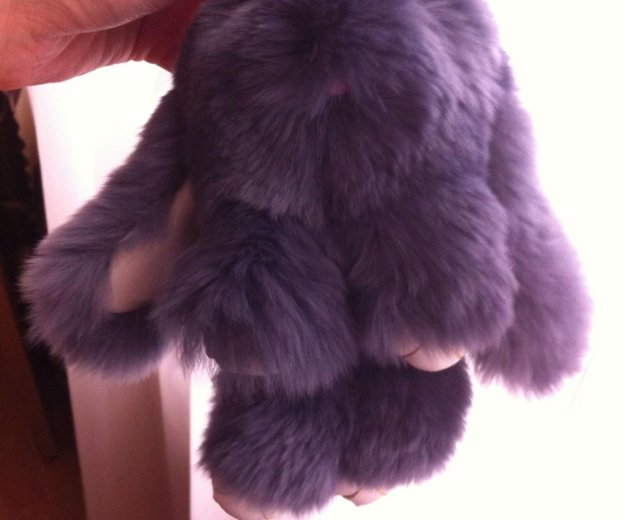 Мимишный брелок кролик. Фото 1. Красноярск.