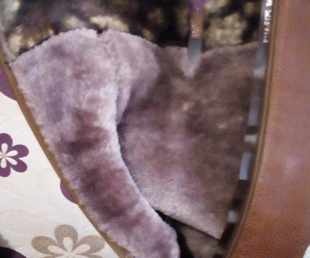 Сапоги зимние. Фото 2. Барнаул.
