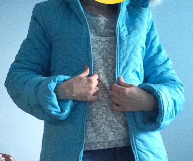 Куртка пуховик новый. Фото 1. Тольятти.