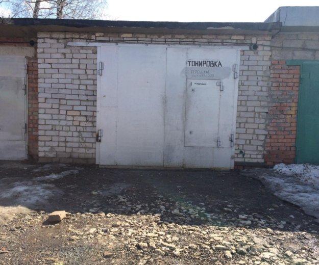 Капитальный гараж. Фото 1. Уфа.