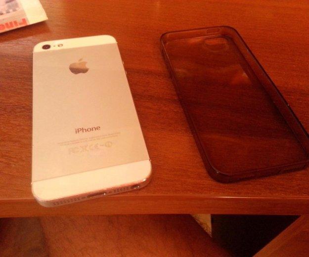 Продам iphone 5. Фото 2. Биробиджан.