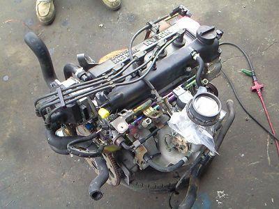 Двигатель cg13de (ниссан куб). Фото 1.