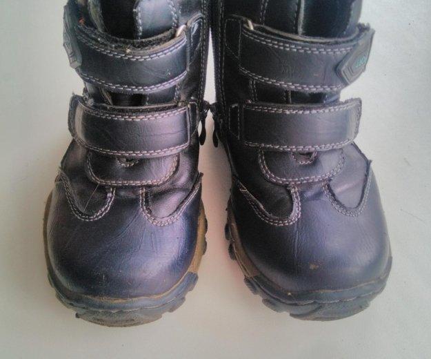 Ботинки детские. Фото 1. Комсомольск-на-Амуре.