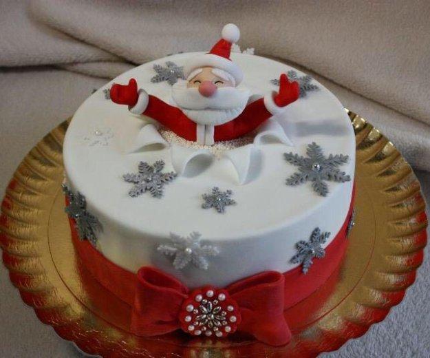 Новогодние торты. Фото 3. Москва.