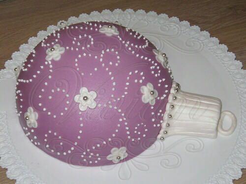 Новогодние торты. Фото 1. Москва.