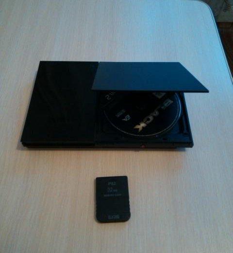 Sony playstation 2. Фото 1. Красноярск.