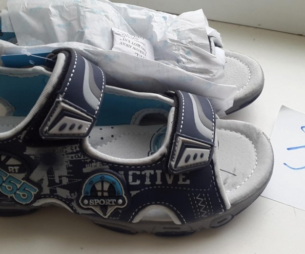 34р.новые сандали-2 модели. Фото 2. Москва.