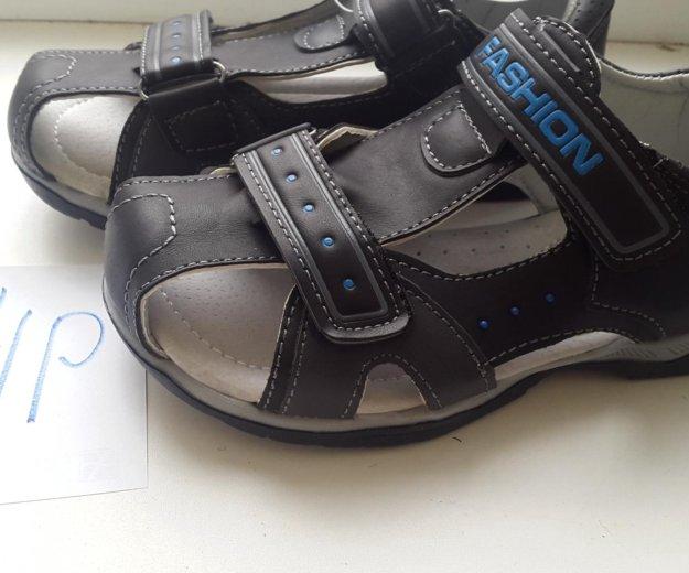 34р.новые сандали-2 модели. Фото 3. Москва.