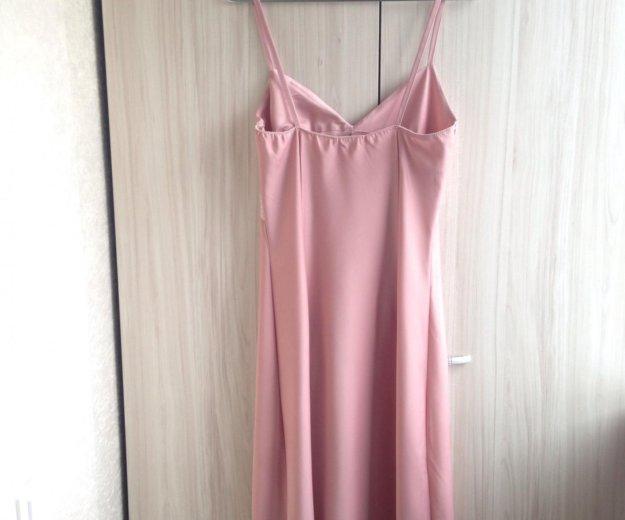 Платье в бельевом стиле pois, размер 42. Фото 2. Москва.