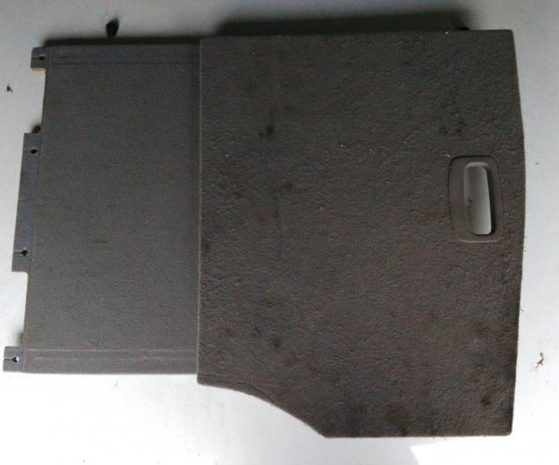 Полка багажника левая nissan cube z10. Фото 1. Южноуральск.