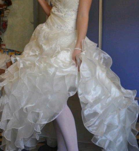 Свадебное платье. Фото 1. Первоуральск.