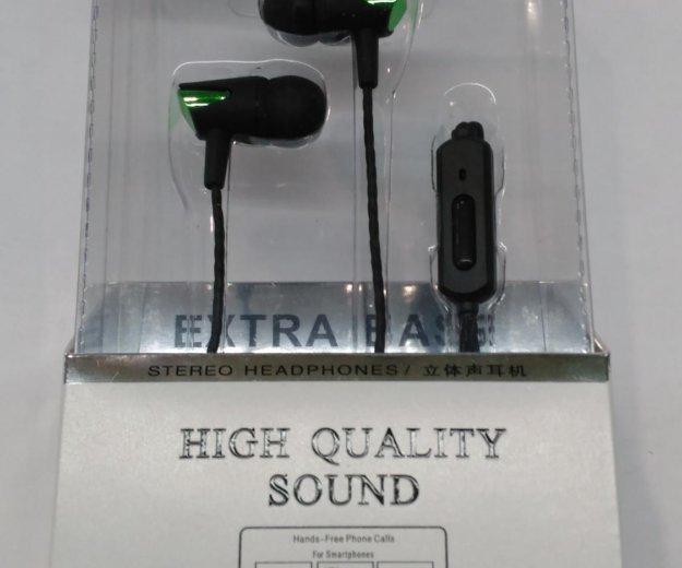 "Наушники ""sony"" hqs с микрофоном. Фото 1. Белоозёрский."