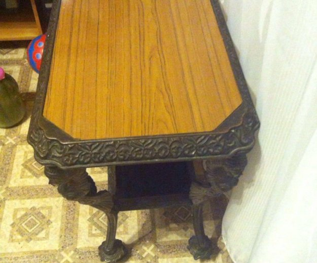 Антикварный стол. Фото 1. Улан-Удэ.