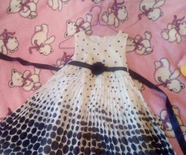 Платье праздничное . Фото 1. Северный.