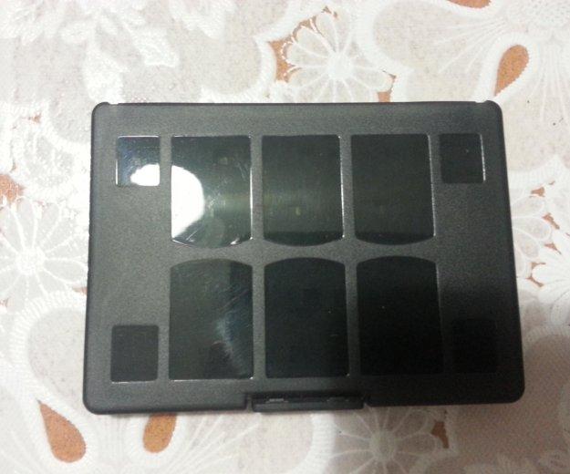 Коробка для хранения картриджей ps vita. Фото 2. Алексин.
