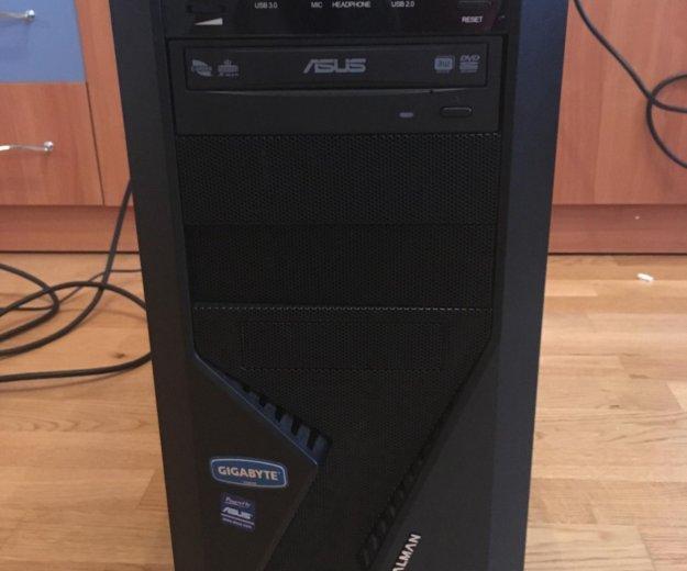 Пк, настольный компьютер i5, 4 gb. Фото 1. Санкт-Петербург.