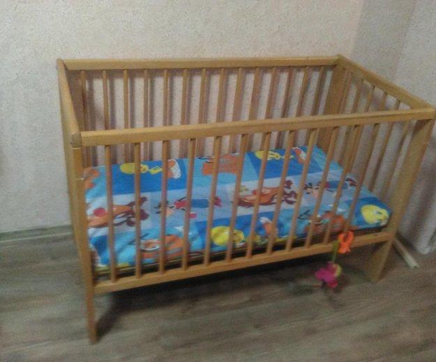 Кроватка детская. Фото 2. Новороссийск.