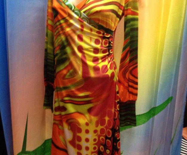 Платье новое!новосиб.ф-ка р.46-48. Фото 1. Новосибирск.