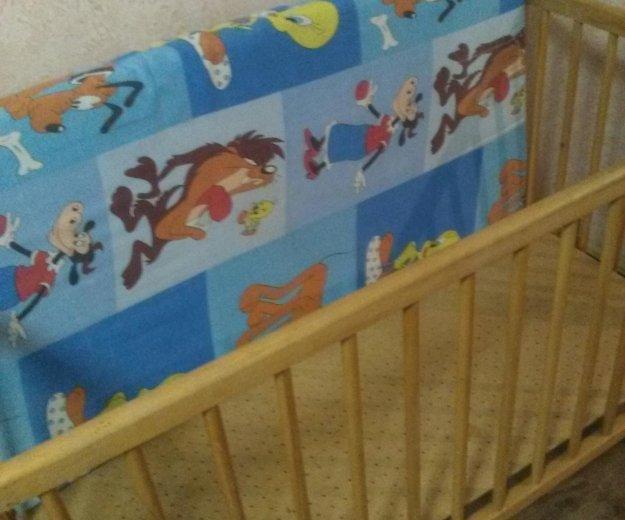 Кроватка детская. Фото 3. Новороссийск.