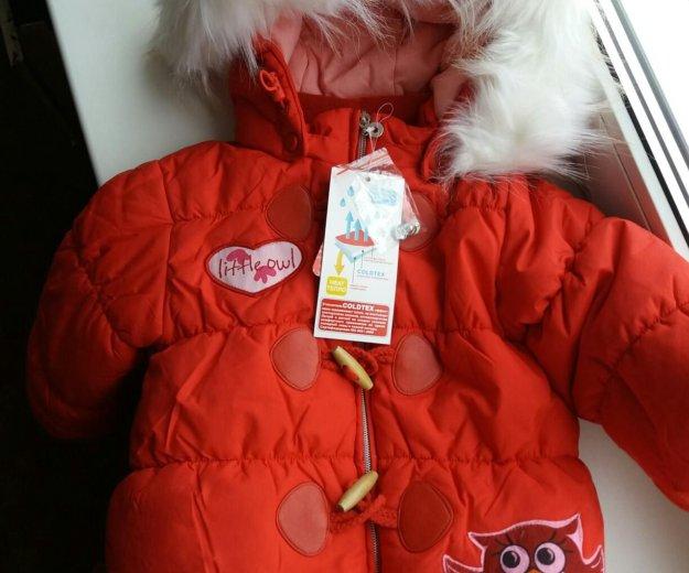 Новая зимняя куртка baby club р.86. Фото 4. Красноярск.