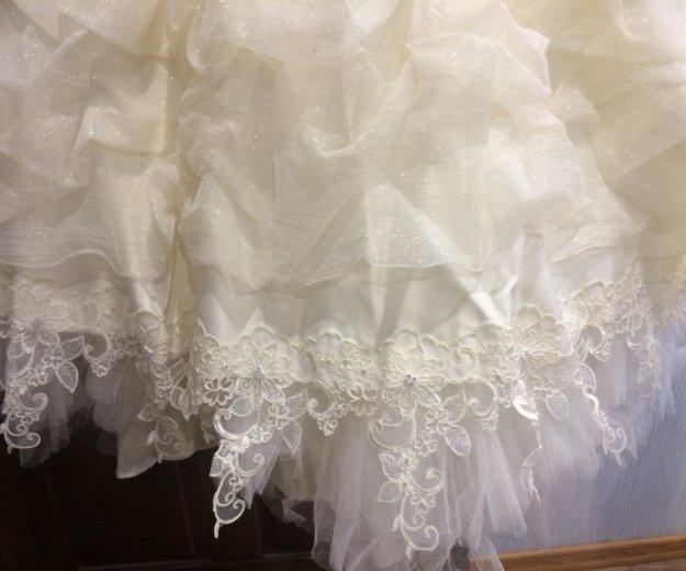 Свадебное платье. Фото 2. Урай.