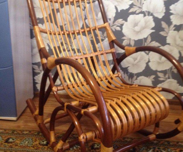 Кресло-качалка. Фото 1. Кемерово.
