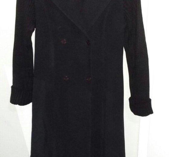 Новое пальто. Фото 2. Сочи.