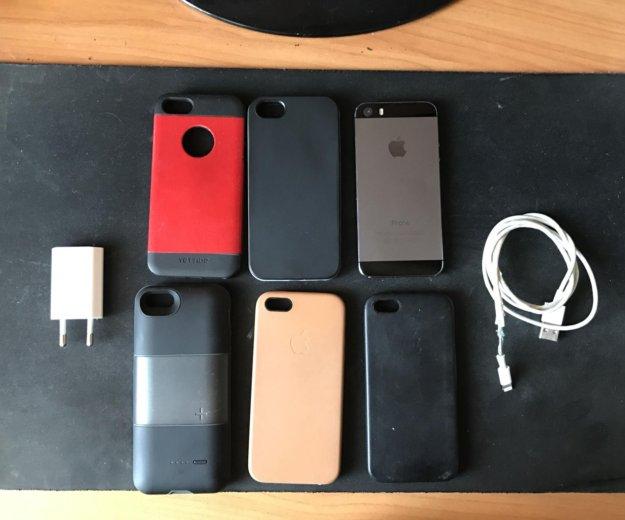 Продам iphone 5s 32gb (спеццена один день). Фото 3. Благовещенск.