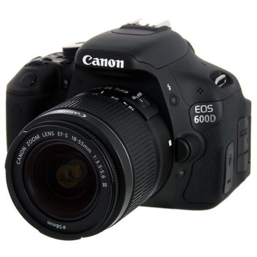 Canon eos 600d. Фото 1. Красноярск.