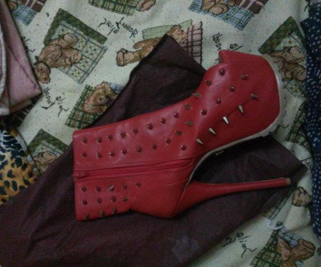 Элегантный туфли на высоком каблуке из германии. Фото 1. Иркутск.
