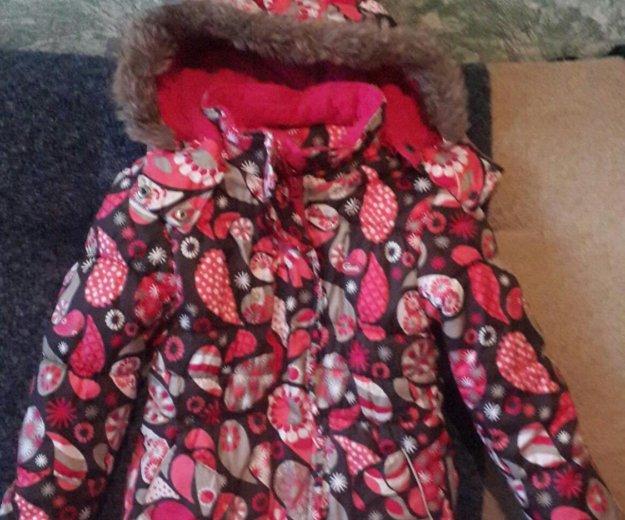 Зимний костюм для девочки gusti.. Фото 1. Магнитогорск.