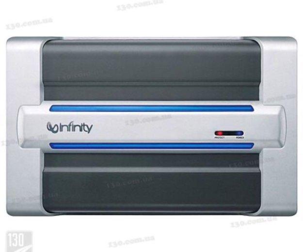 Продам 4-х канальный усилитель infinity ref 475a. Фото 1. Тольятти.