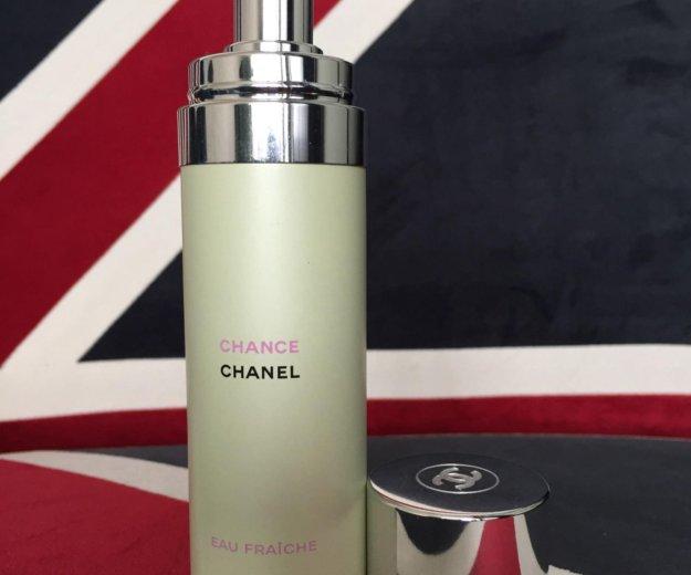 Chanel chance fraiche 100мл. Фото 1. Красноярск.