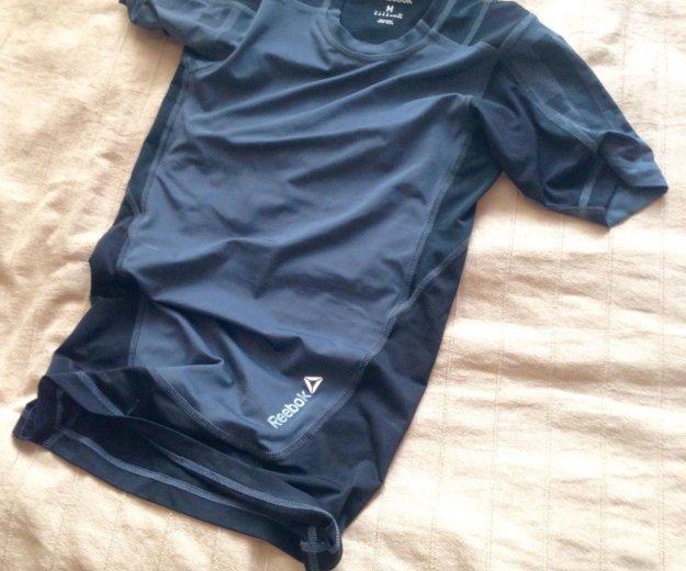 Продам футболку reebok для тренировок). Фото 2. Новосибирск.