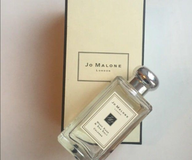 Jo malone wood sage & sea salt. Фото 1. Москва.