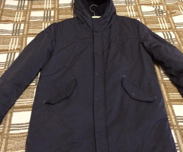 Куртка парка мужская. Фото 2. Сургут.