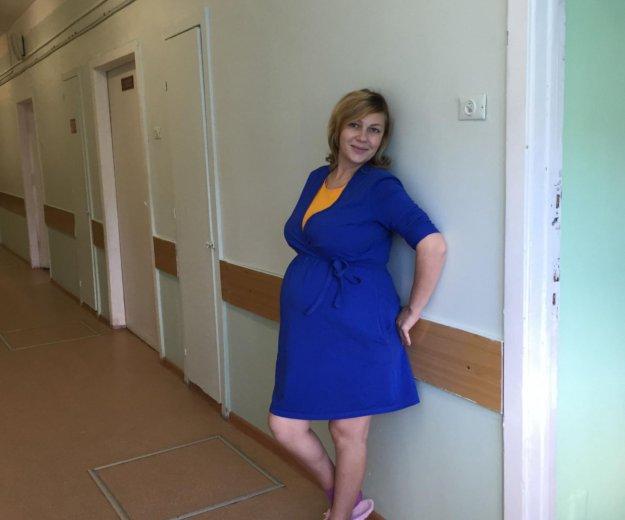 Халат для кормящих и беременных. Фото 4. Москва.