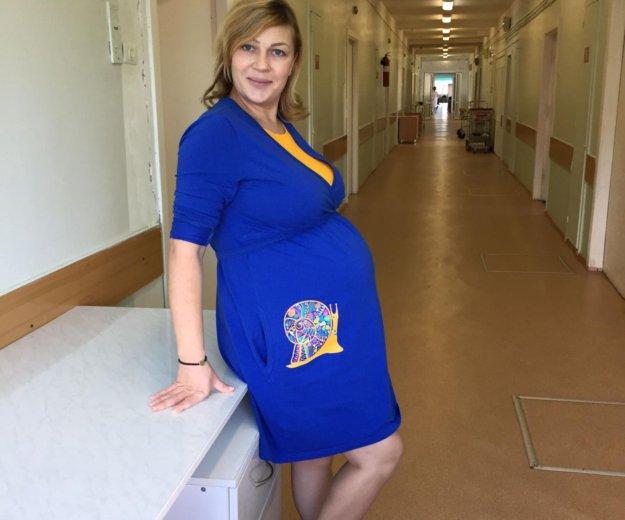 Халат для кормящих и беременных. Фото 3. Москва.