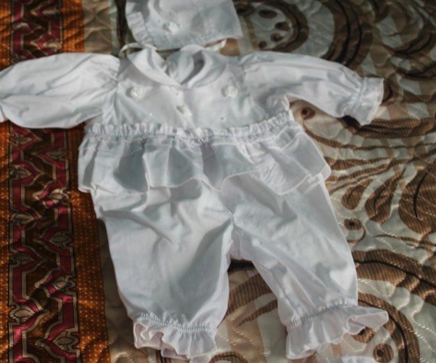 Комплект для крещения. Фото 1. Новокузнецк.