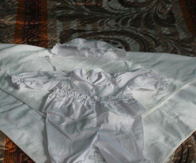 Комплект для крещения. Фото 2. Новокузнецк.