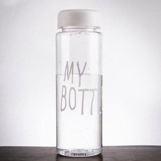 Бутылка my bottle (белая и др) с мешочком. новая. Фото 3. Сургут.