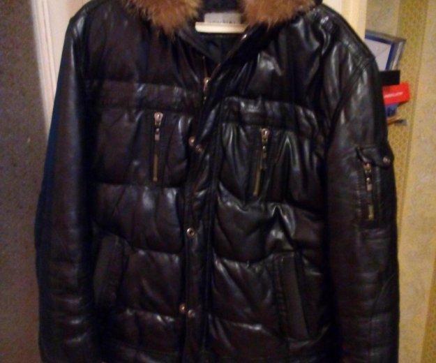 Зимняя куртка.. Фото 1. Омск.