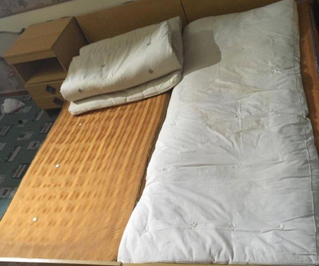 Кровати с матрасами. Фото 2. Сальск.