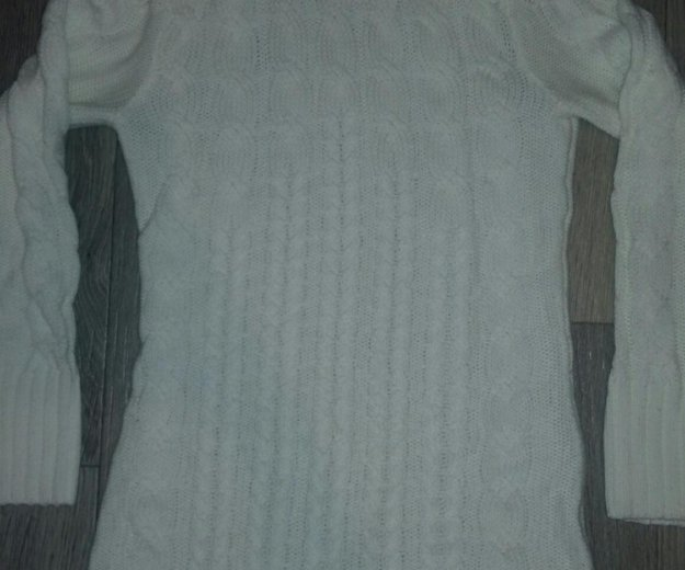Свитер - платье. Фото 2.