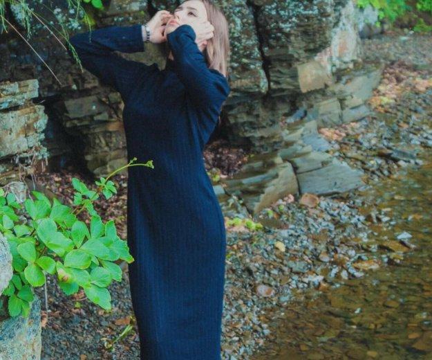 Платье в пол. Фото 1. Владивосток.