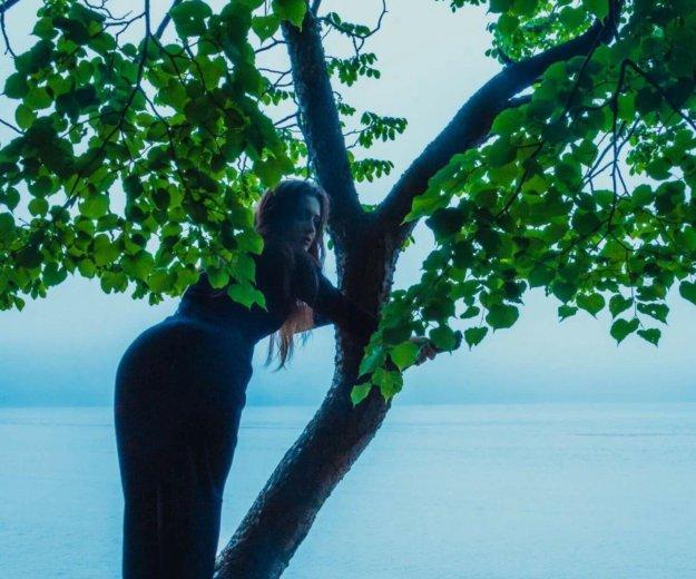 Платье в пол. Фото 2. Владивосток.
