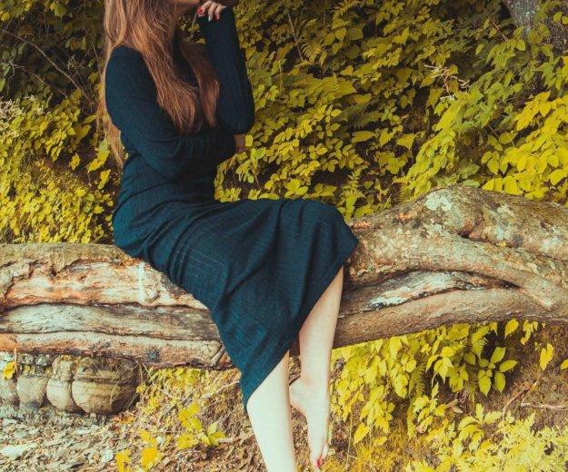 Платье в пол. Фото 3. Владивосток.