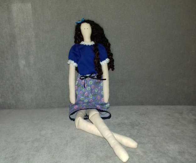 Кукла тильда. Фото 2. Ижевск.